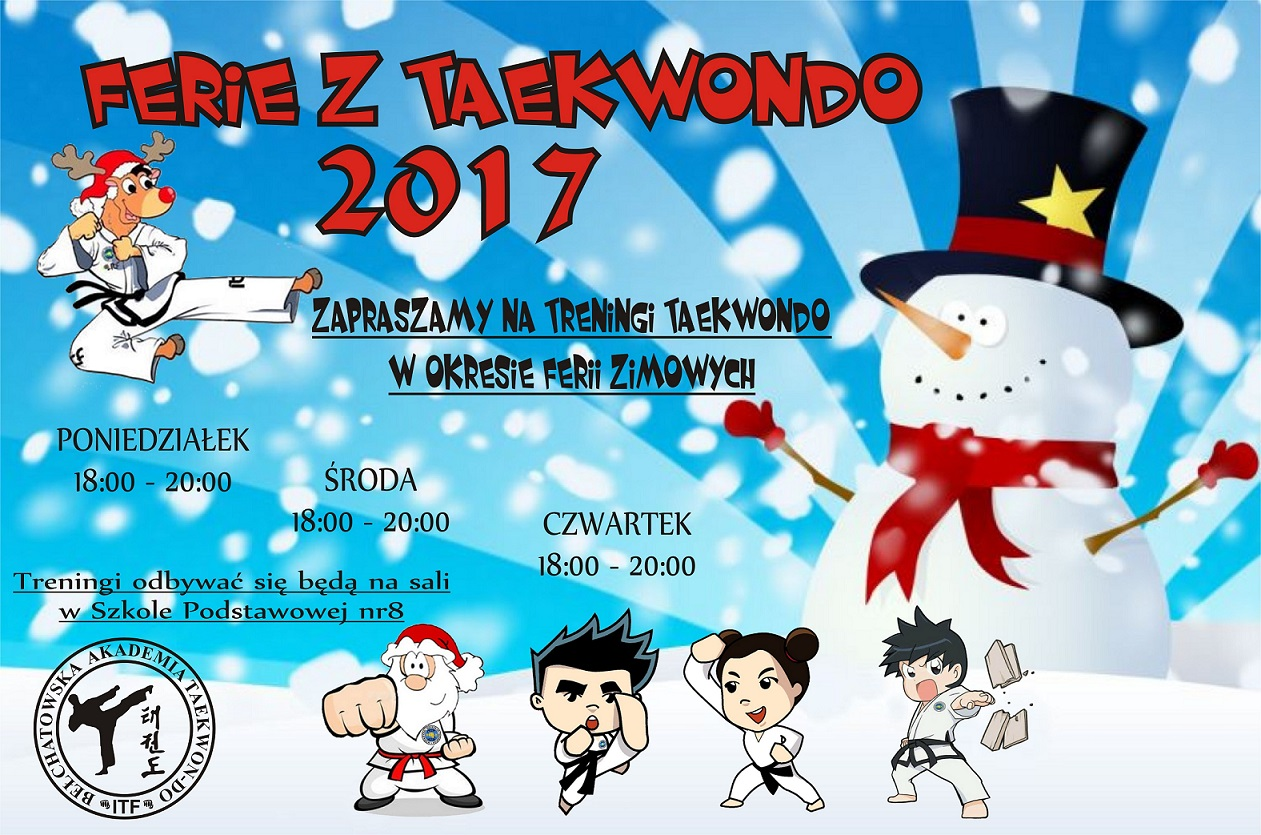 Plakat Ferie 2017