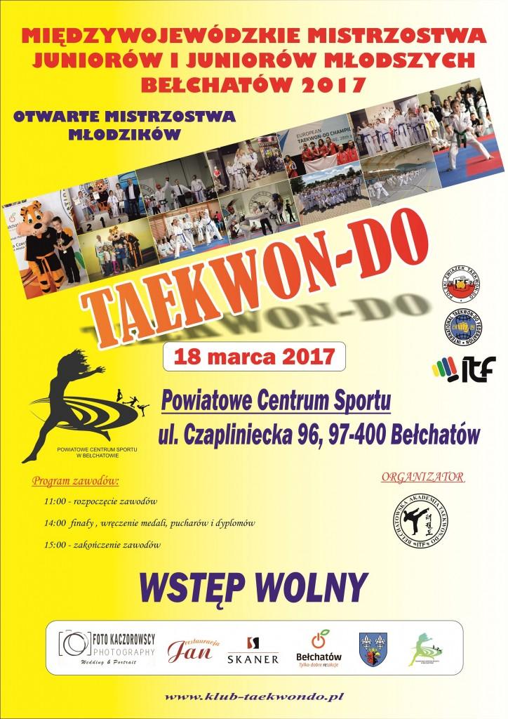 Plakat BATKD 2017 - 1