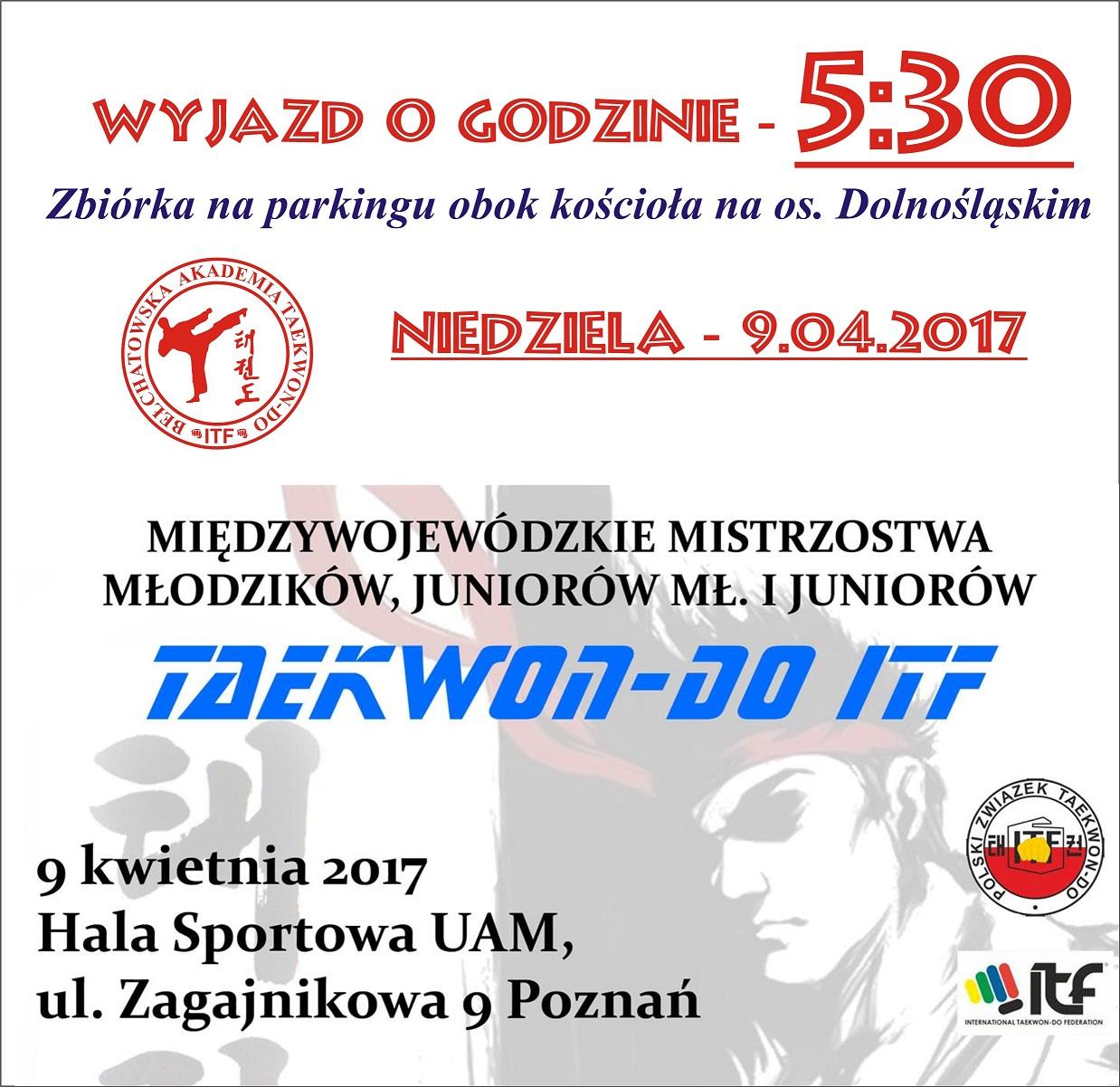 Wyjazd na MMM - Poznań 2017