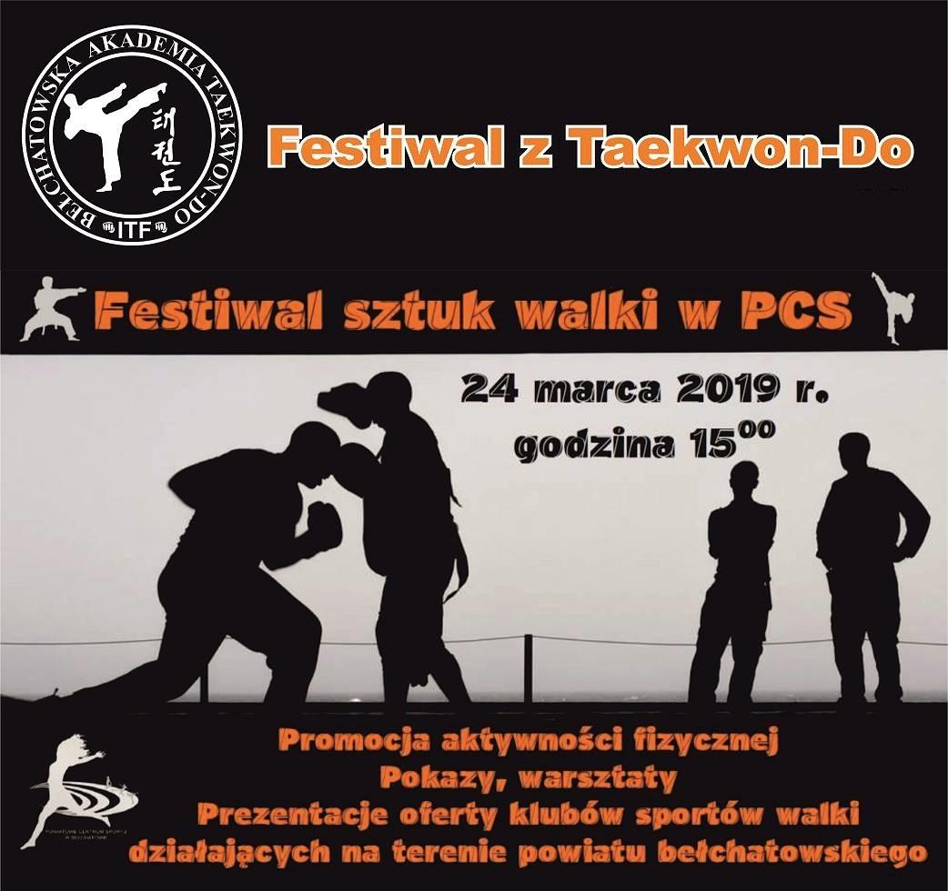 Festiwal Sztuk Walki 2019 z BAT