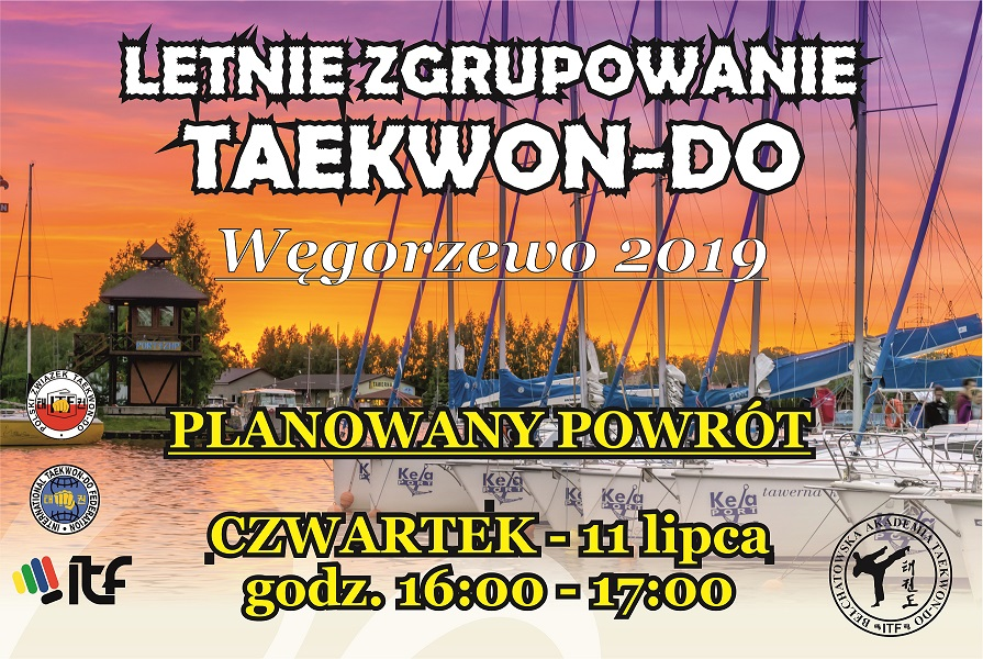 05. Powrót z obozu - Węgorzewo 2019